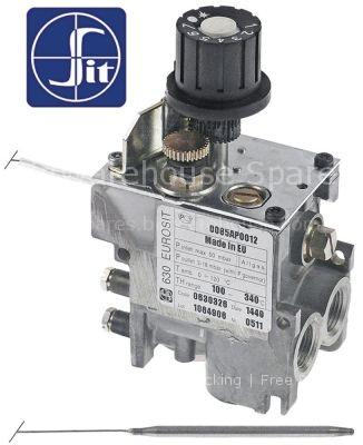 Gas thermostat type 630 Eurosit series t.max. 340°C 100-340°C ga