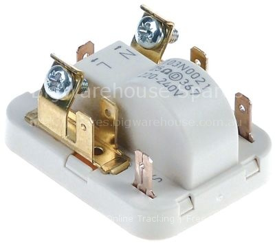 Start relay DANFOSS 103N0021 200-240V