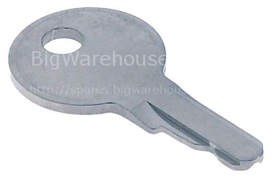 Spare keys for key cylinder 691481