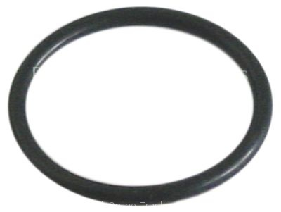 O-ring EPDM thickness 3,53mm ID ø 39,69mm Qty 1 pcs