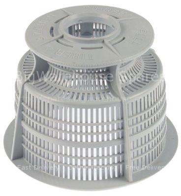 Round filters ø 153mm H 120mm