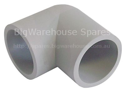 Formed hose warewashing L-shape equiv. no. 926056, DZG461