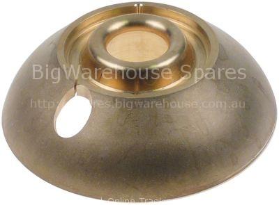 Burner head for burner cap ø 64mm H 37mm suitable for 900 series