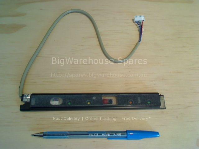 lg ls k2460hl remote receiver pcb asm display sk all 6870a90022a