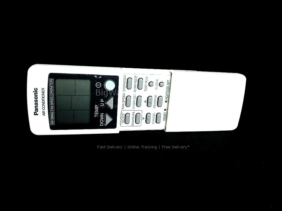panasonic cs80u32jp remote control wireless